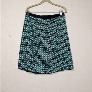 Boden | A-line Cotton Skirt Size 12